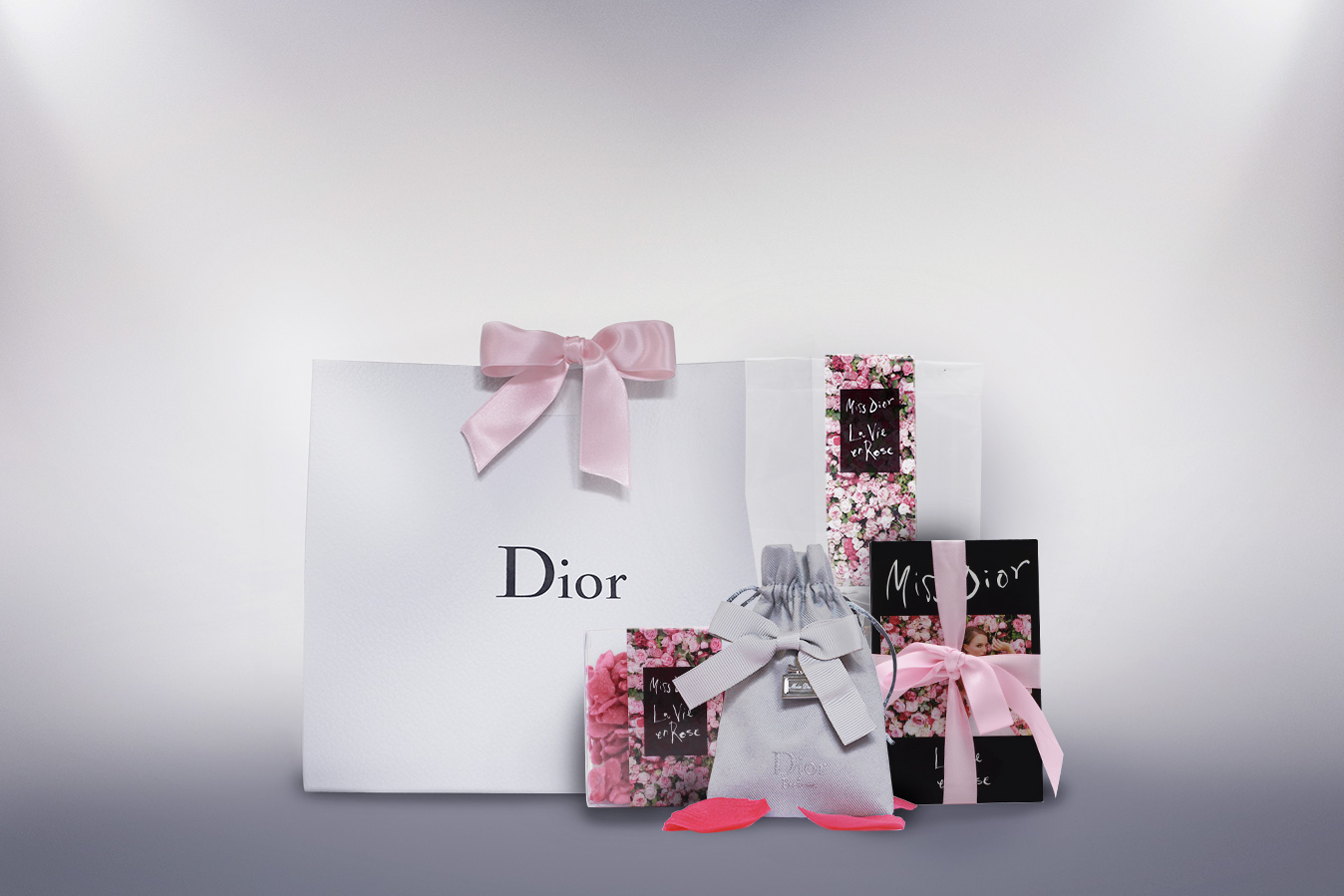 Nouvelle Campagne Miss Dior
